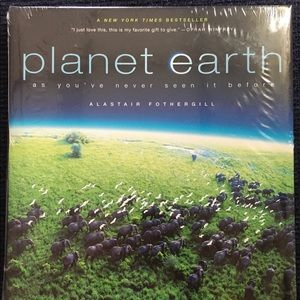 Planet Earth Coffee Table Book